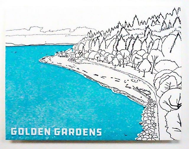 Finally, the long-awaited beach cards! I drew a few of #seattle 's beautiful #beaches for @anniesartandpress . I'll be posting one a day this week! This one is of the lovely Golden Gardens Beach park in #ballard For sale now at @anniesartandframe #anniesartandframe #anniesartandpress #seattlebeaches #beautifulbeaches #pacificnorthwestbeaches #seattlebeach #goldengardens #goldengardenspark #goldengardensparkbeach #letterpress #letterpressprinting #letterpresslove #letterpresslovers #oldletterpress #annieoklaas