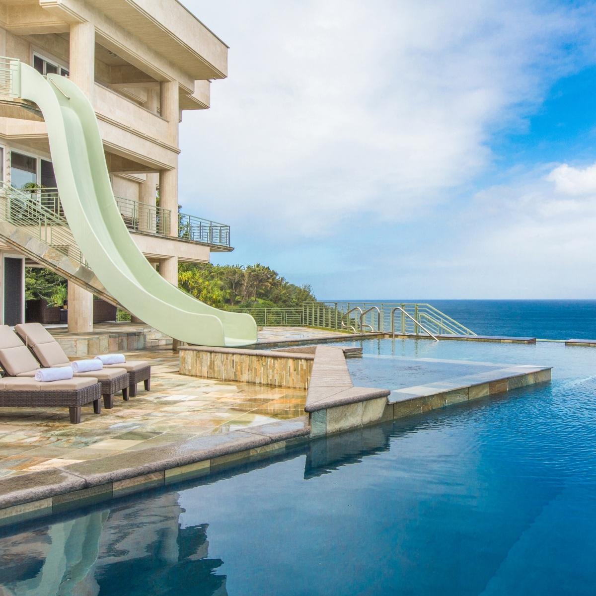 Waterfalling Estate - Hamakua Coast, HawaiiStarting at $5,000/night5 Bedrooms7.5 Bathrooms