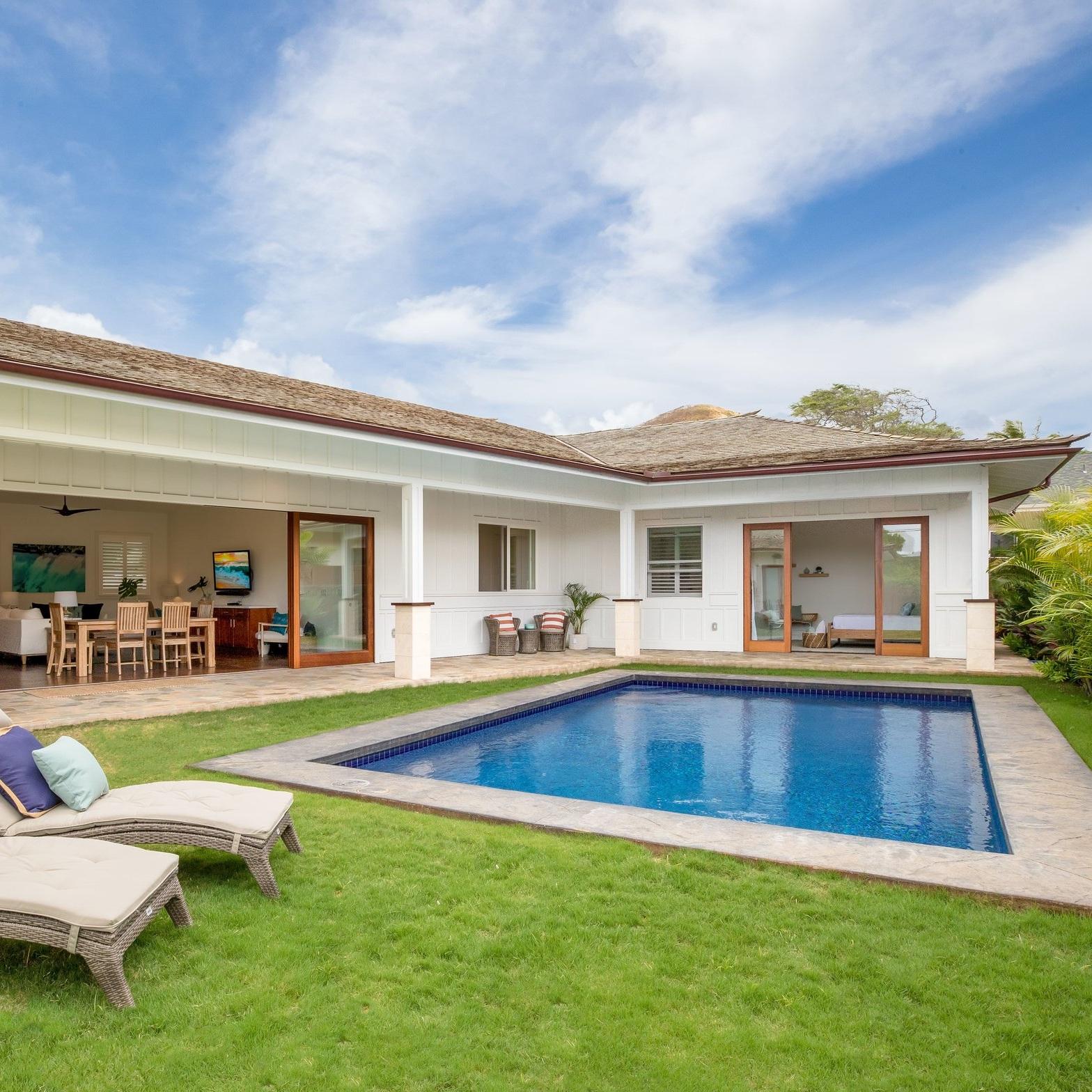 Lanikai Breeze - Lanikai, OahuMonthly Rates starting at $15,0003 Bedrooms2 Bathrooms