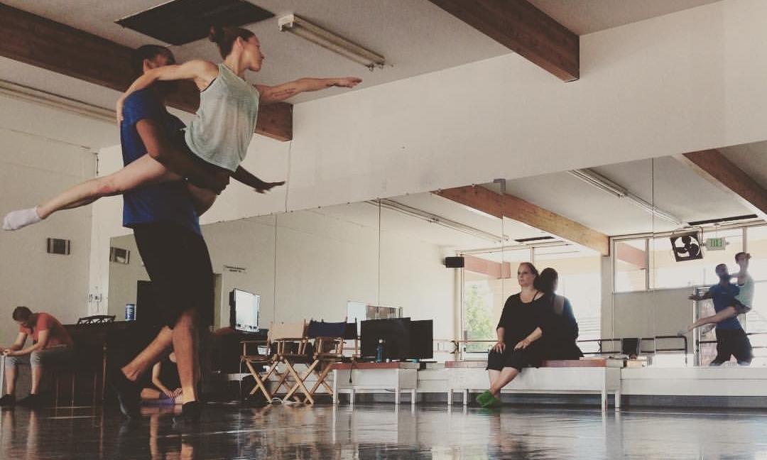Backhausdance Rehearsal