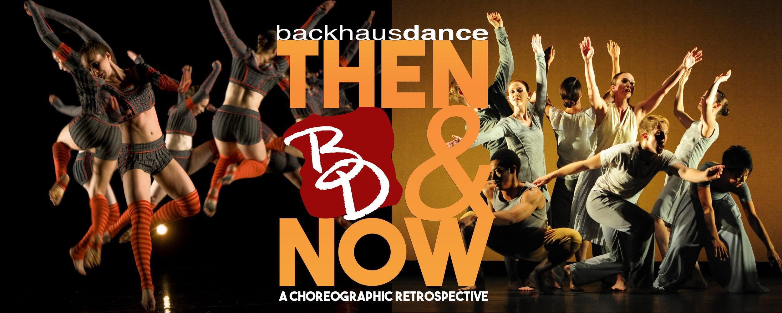 Backhausdance Then & Now