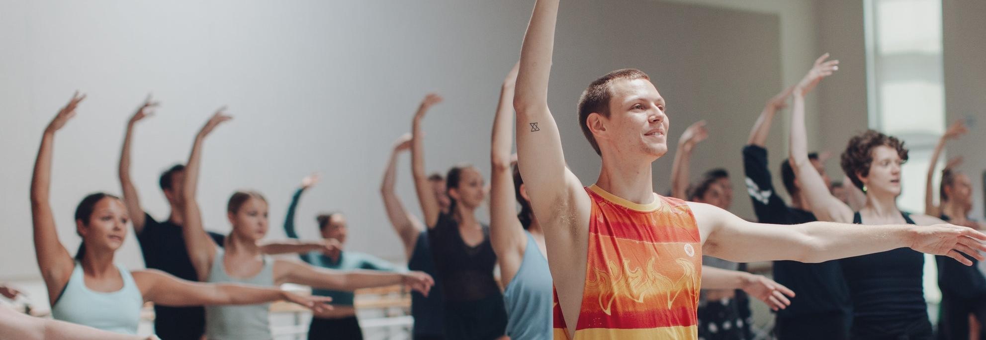 Backhausdance Summer Intensives 2019