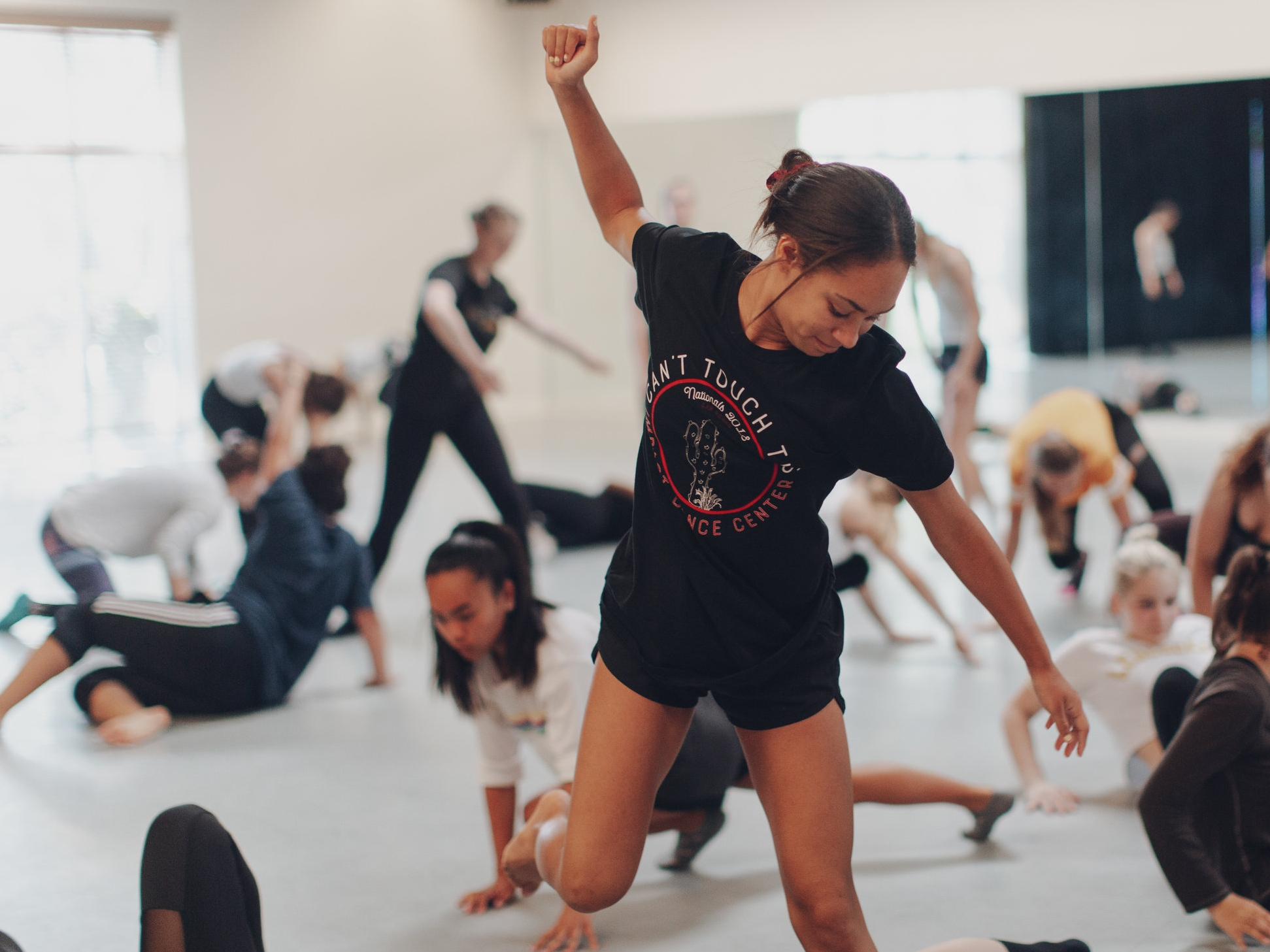 2. Share. - Have you attended the Backhausdance Summer Intensives? Share your story. Let the world know the impact that #BDSI has made on your life. Tag @backhausdance and use hashtags #GiftDance and #ShareBDLove.