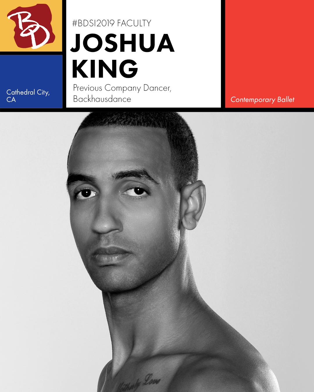 Faculty Announcement - King Joshua.jpg