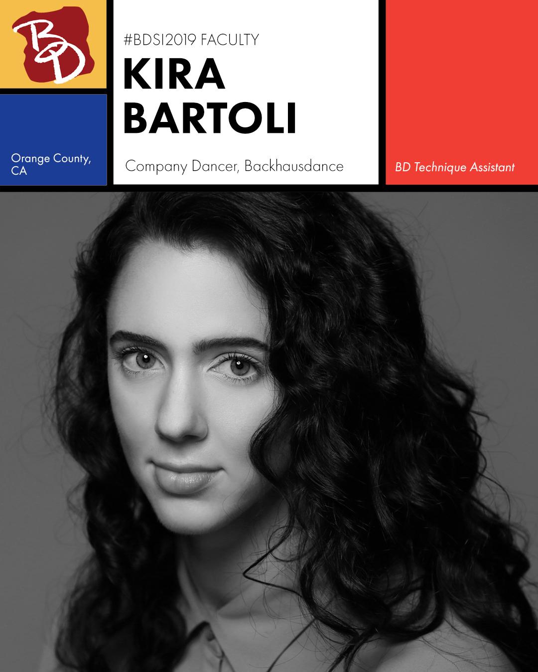 Faculty Announcement - Bartoli Kira.jpg