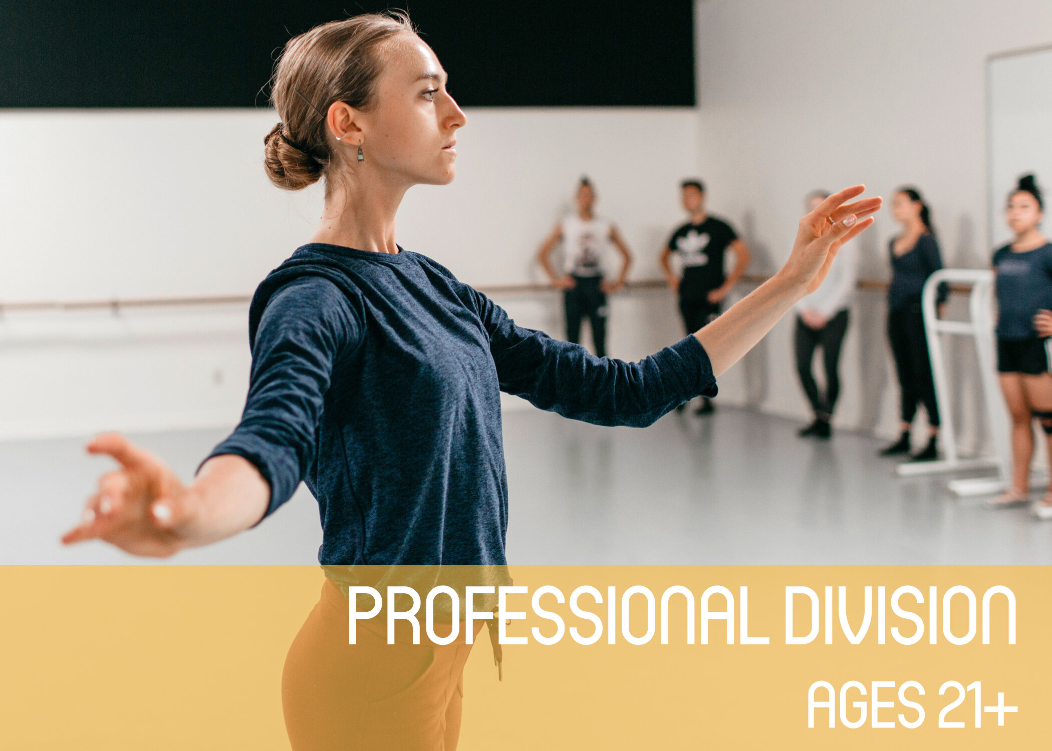 Backhausdance Summer Intensive Professional Division