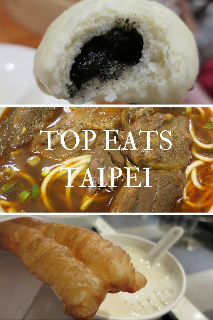 Top Choices for Eating your Way Through Taipei