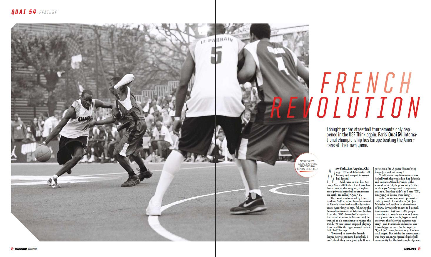 FADEAWAY Magazine #02
