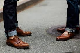 Will Black Oxfords look as good with jeans?