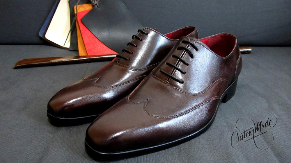 Classic Wingtip Dark Brown Oxfords.jpg