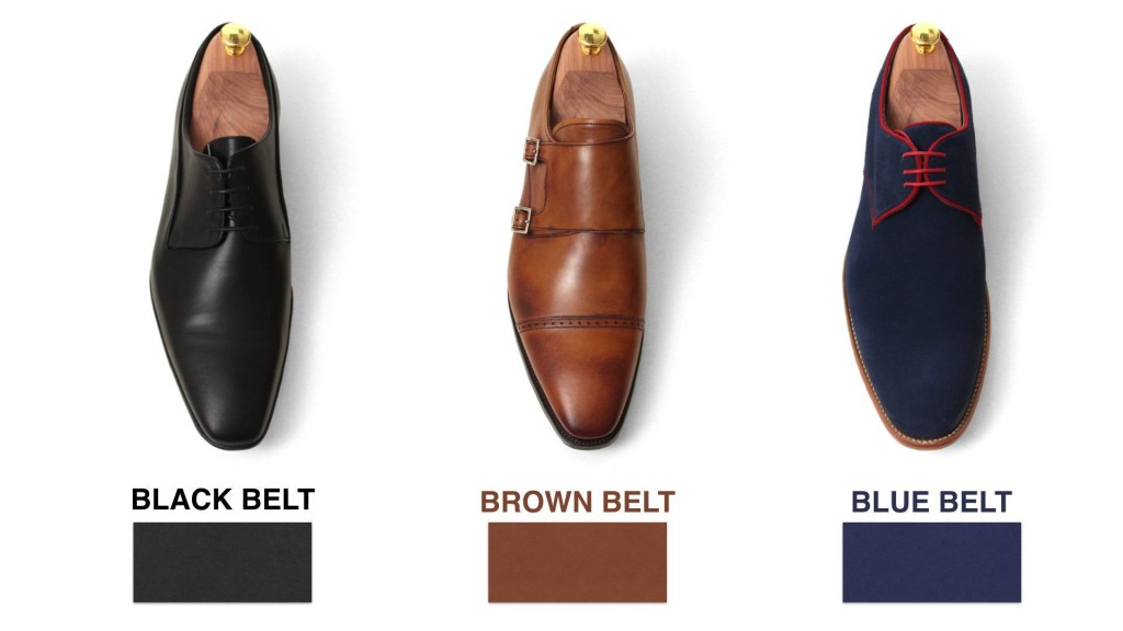 Should My Belt Match My Shoe's Colour