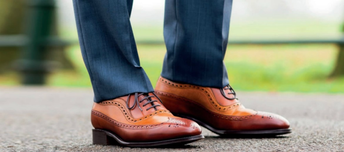 Quality Leather Dress Shoe In Singapore