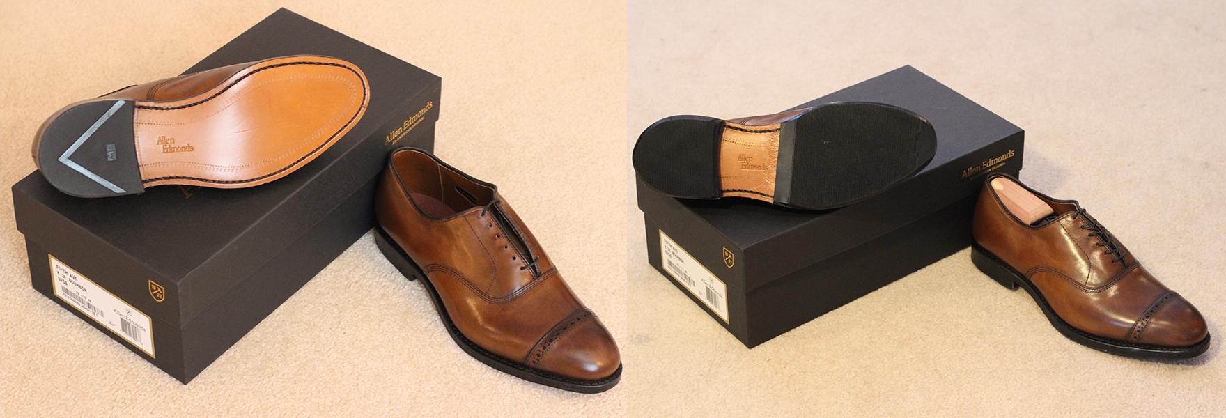 dress shoes with vibram soles