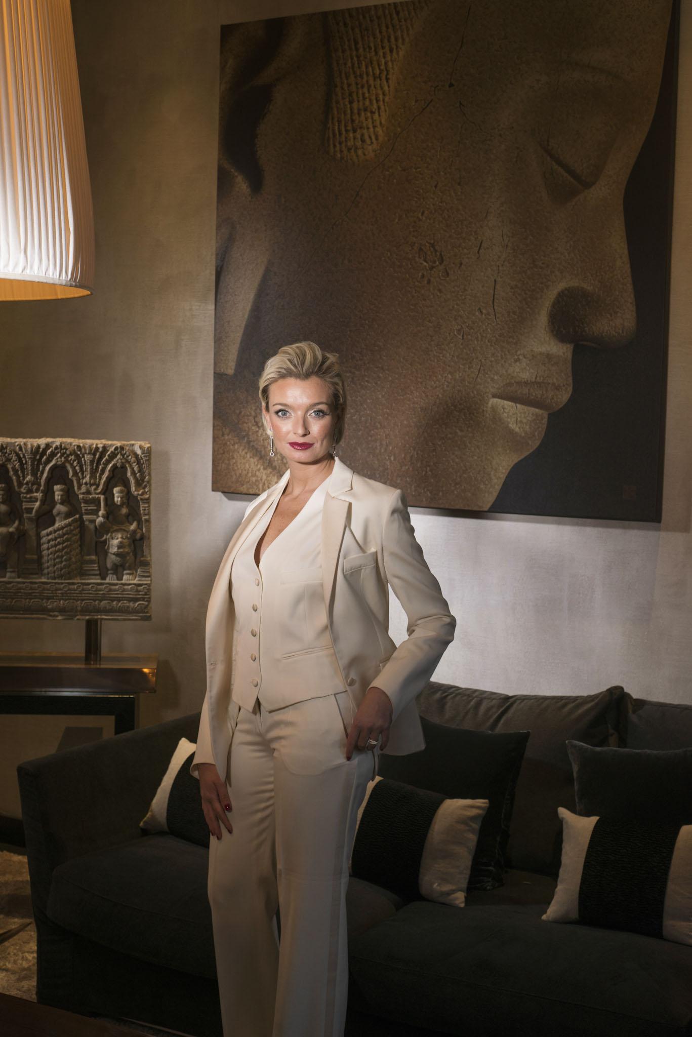 Chiara Vania-Owner of Kita World