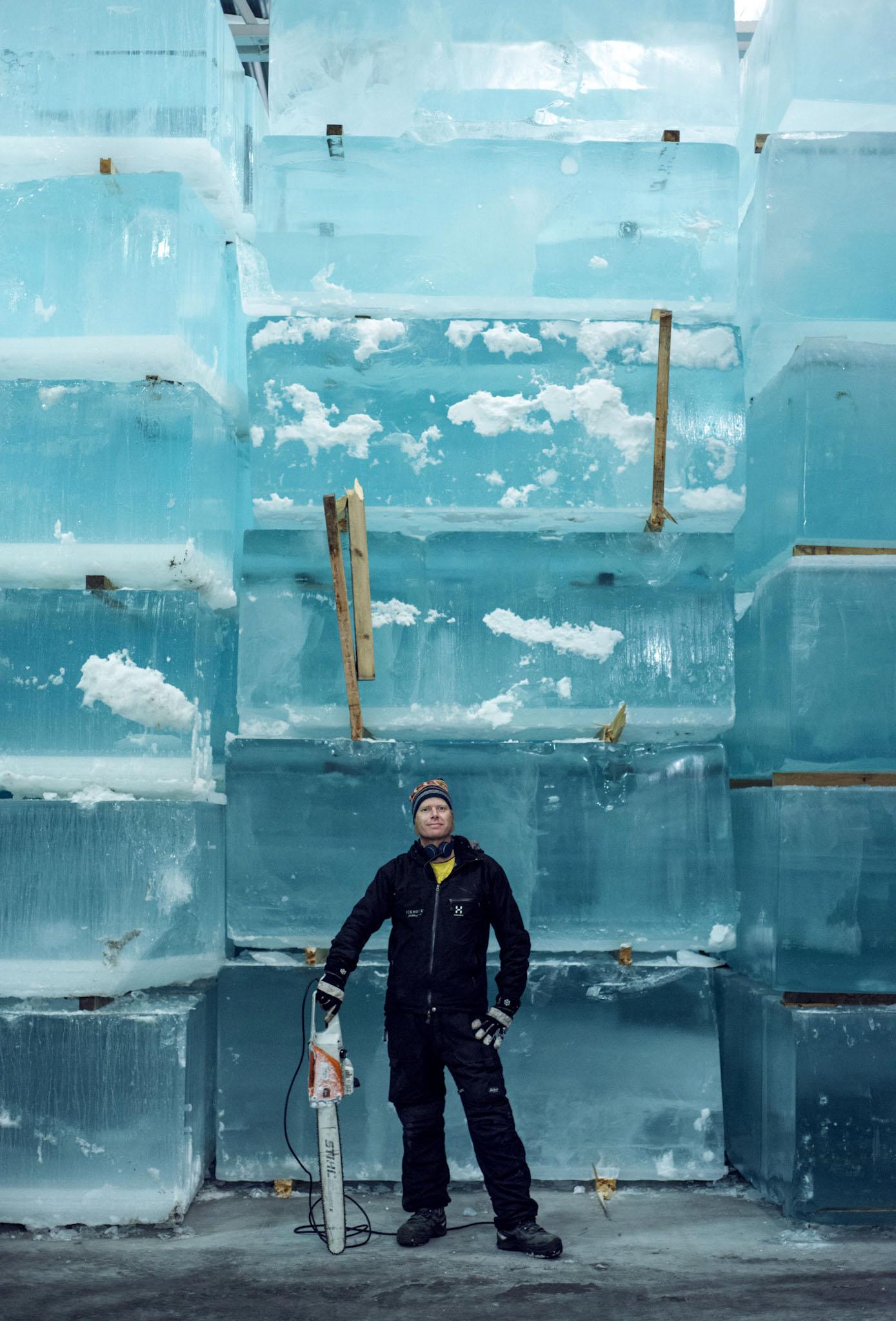 London Icebar & Ice Hotel