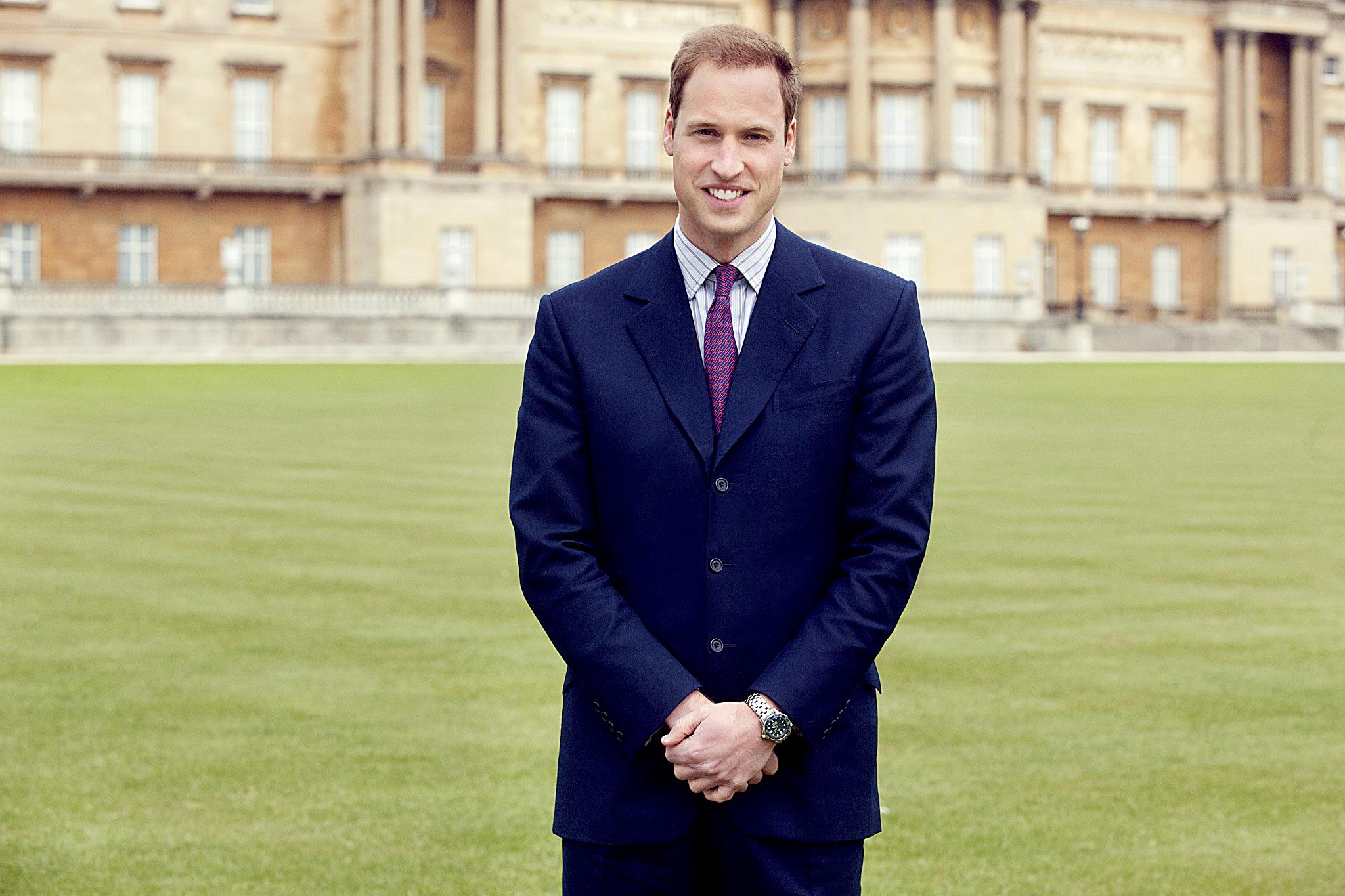 Prince William Duke of Cambridge-Fields in Trust