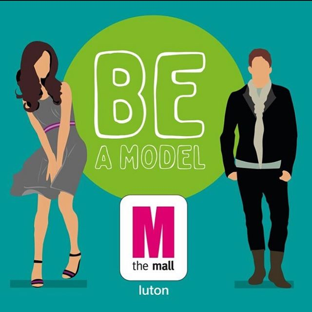 SCOUTING DAY: A free competition organised by The Mall, Luton. Potential male and female models aged 4 years and above are invited to come down to Smith Square on Saturday 14 September and 28 September.  Age categories: 4 to 6, 7 to 10, 11 to 15, 16 and over. Finalists from each category will be invited to a casting at Melson Square on Saturday 12 October where one male and one female winner in each age category will be chosen. These winners will be invited back to take part in a professional photo-shoot.  For more info visit our website at: http://www.modelsearch.co.uk and keep an eye out on our Facebook page📸