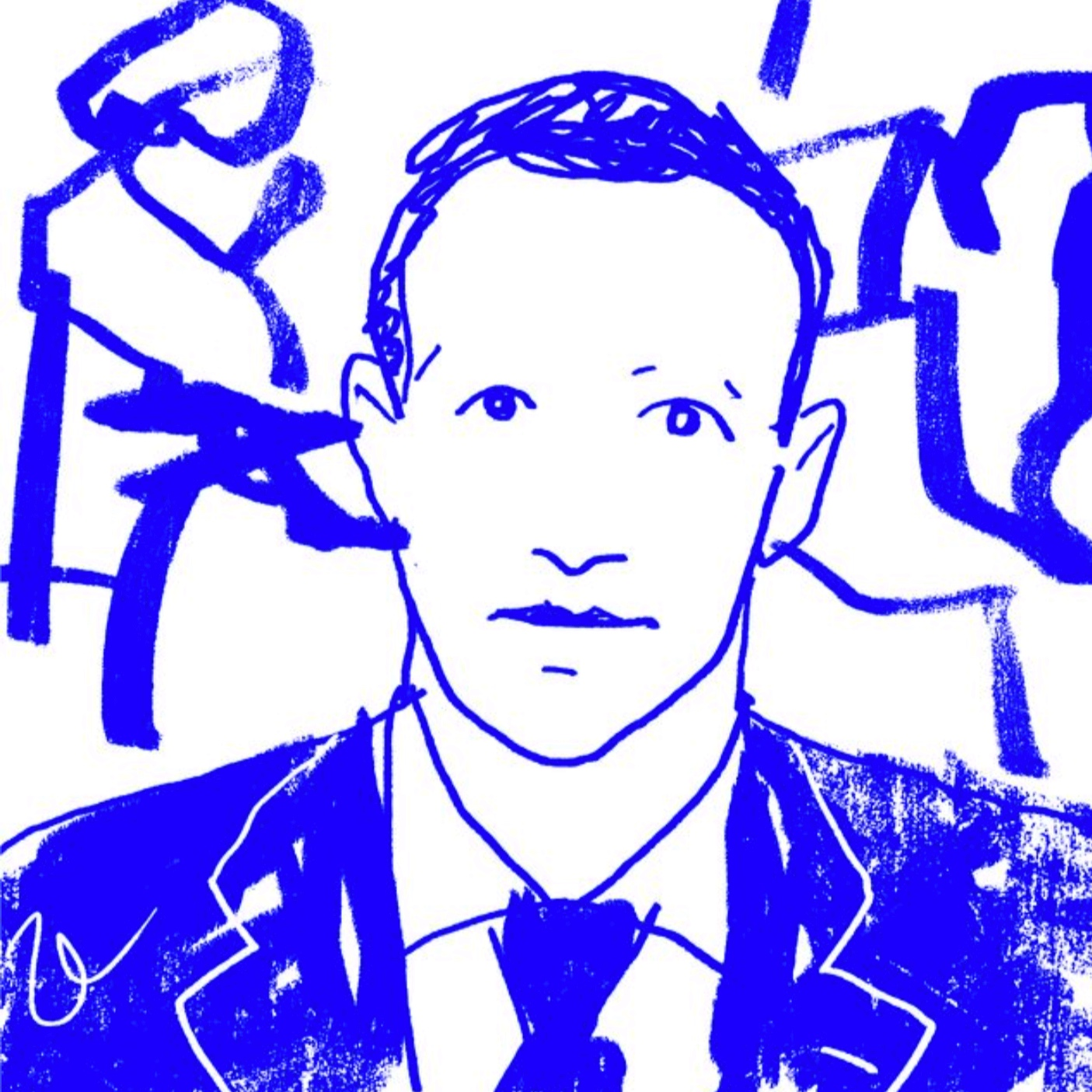 Zuck. Illustration by Onkle Wanskicks