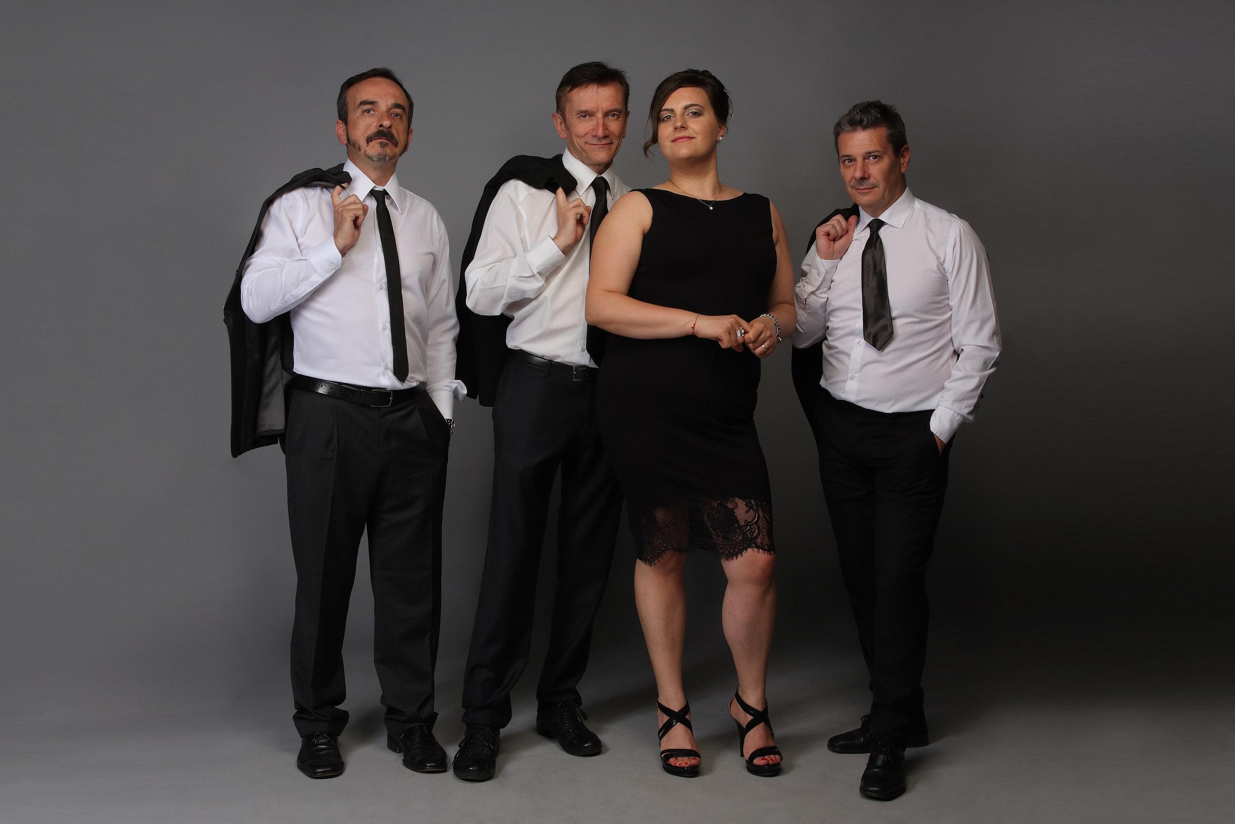 servizio fotografico band musicali