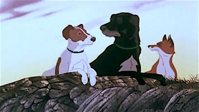 Plague Dogs  (1982)