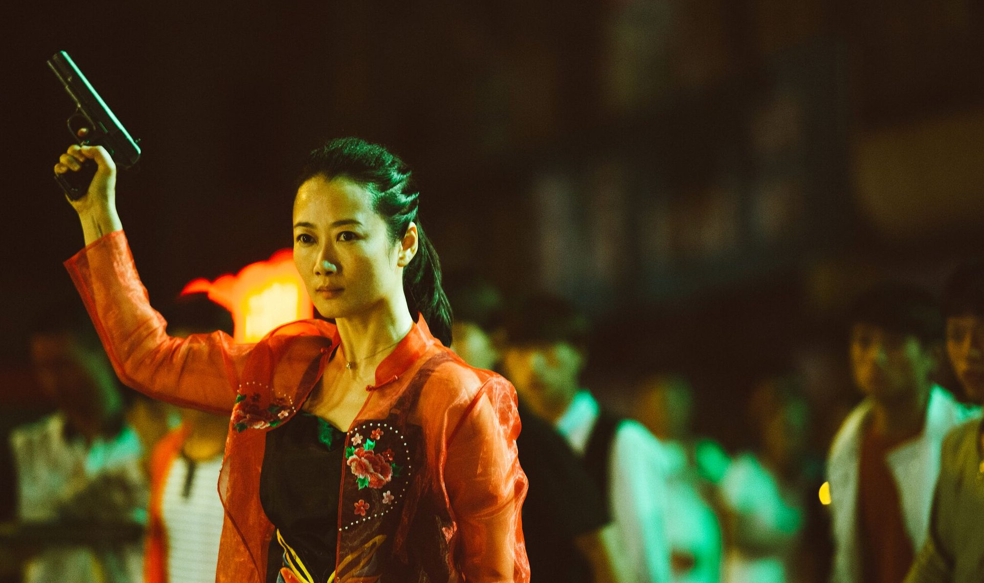 Zhao Tao as Qiao in  Ash Is Purest White.