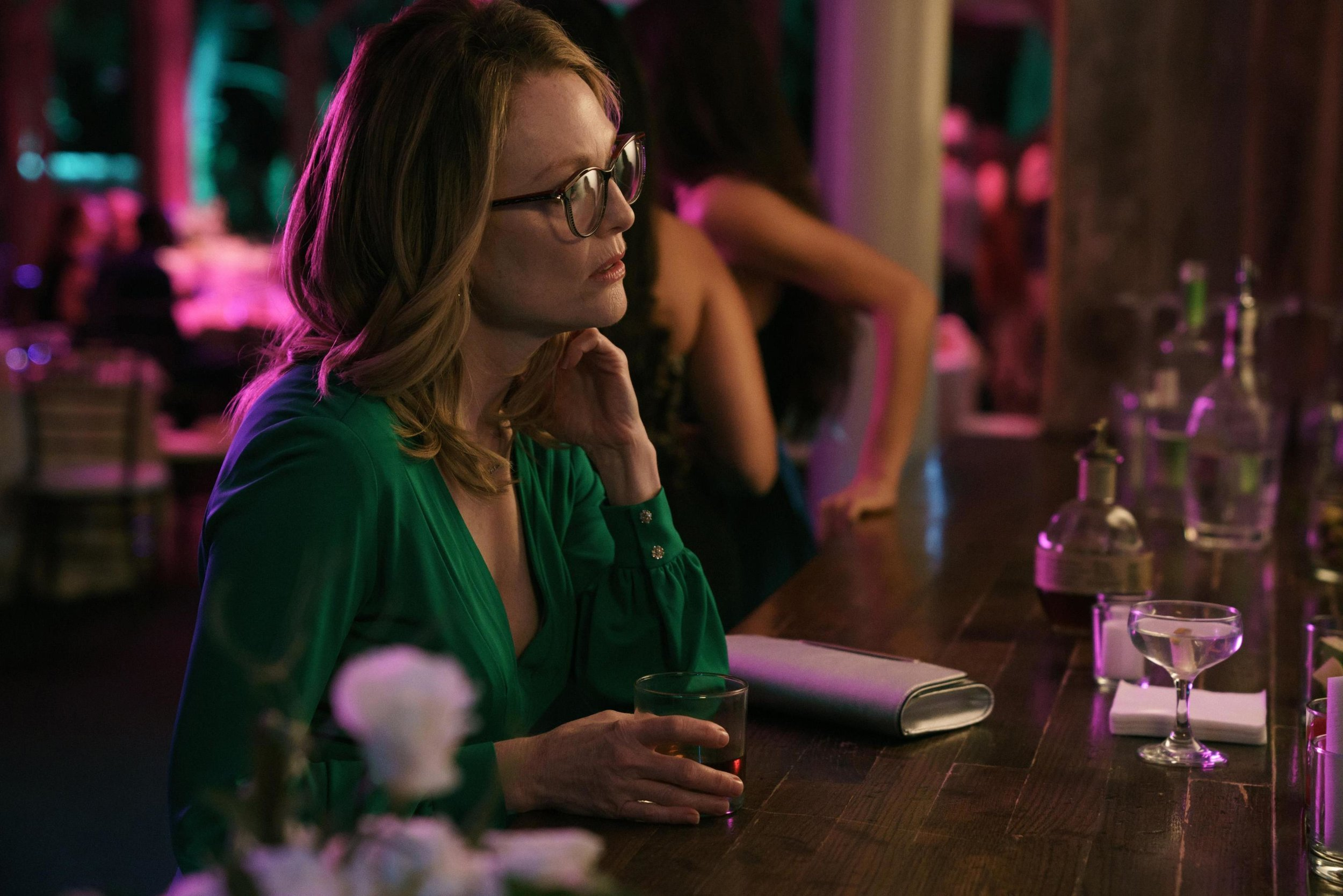Julianne Moore stars as the eponymous  Gloria Bell .