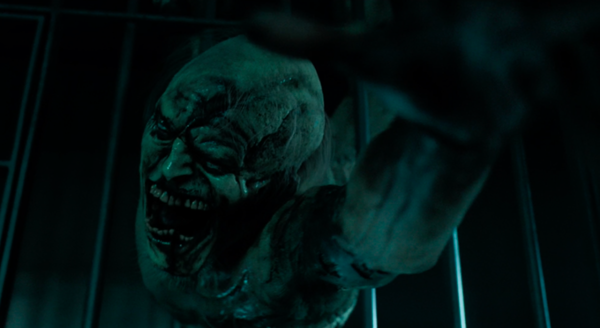 The gruesome creatures are a highlight of André Øvredal's  Scary Stories To Tell In The Dark.