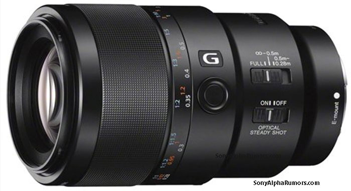 Ladies and Gentlemen, the Sony FE 90mm f/2.8 Macro G OSS