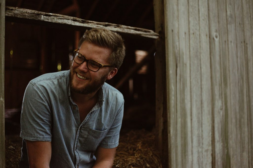 """JESSE CHRISTIANSEN TALKS 3 EP SERIES, MUSICAL PAST, & LIVING WITH PURPOSE"""