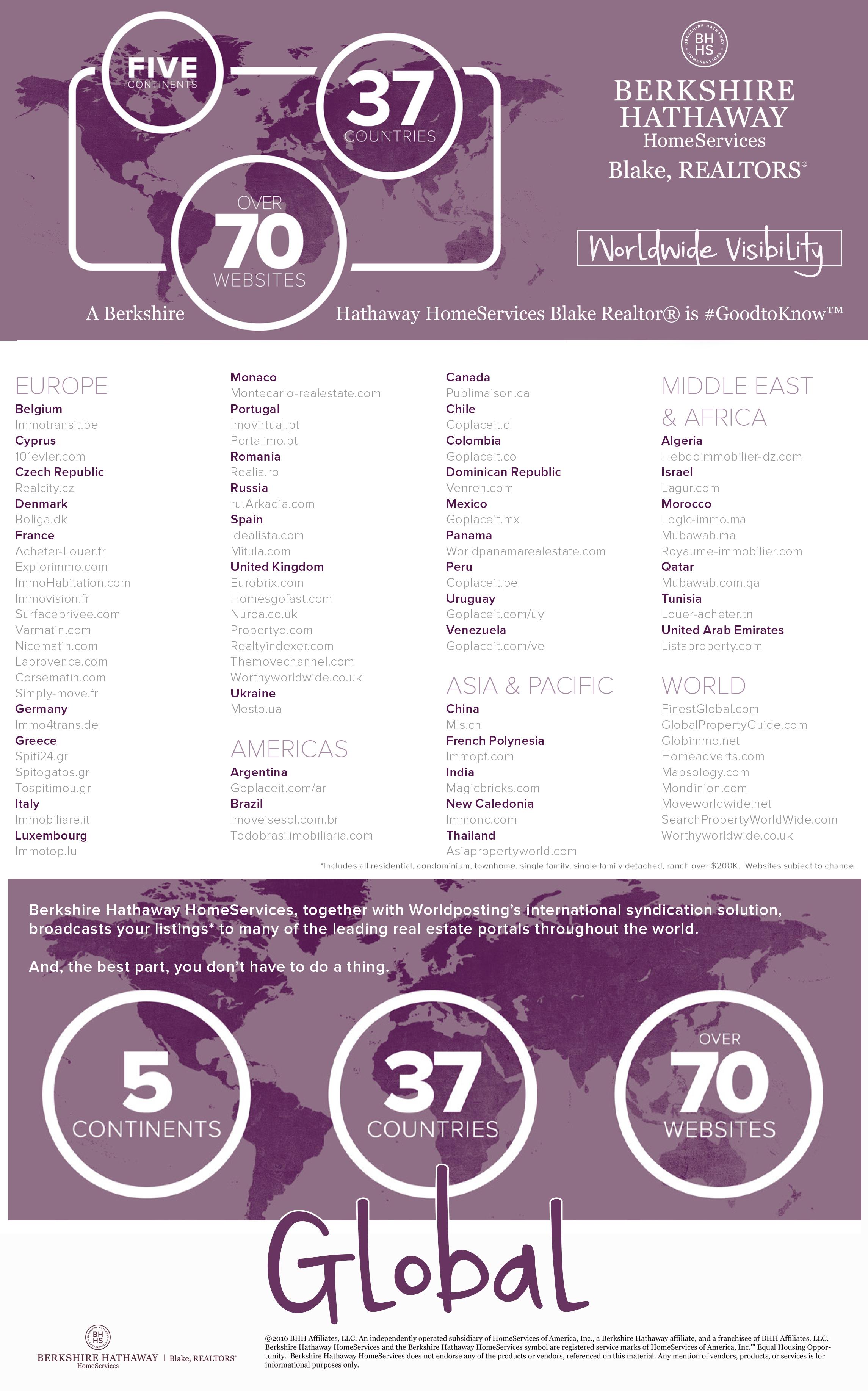 International — Berkshire Hathaway Home Services, Blake REALTORS