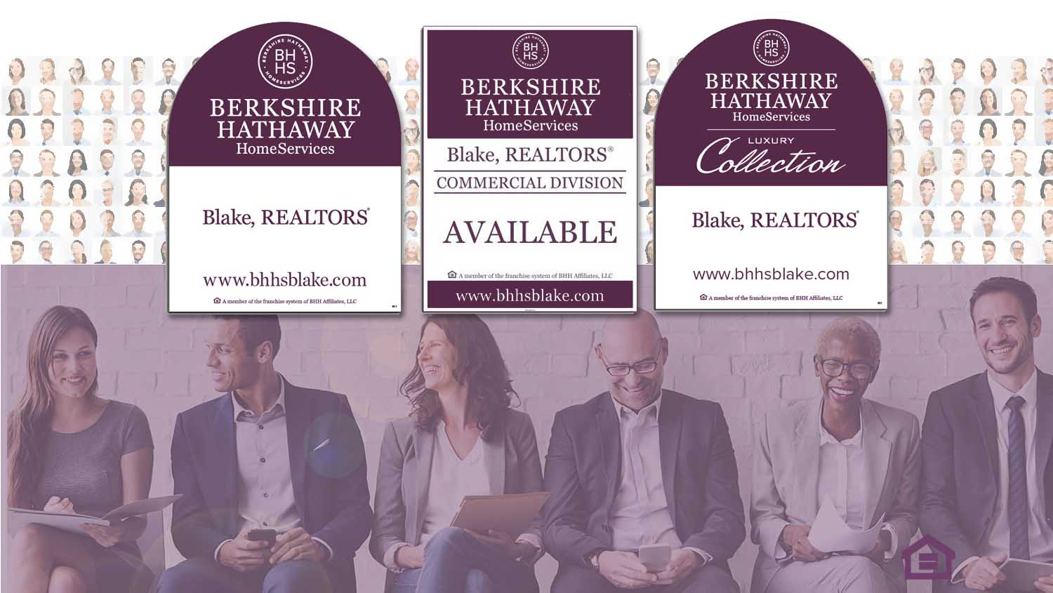 A Berkshire Hathaway HomeServices Blake Realtor® is Good to Know™.