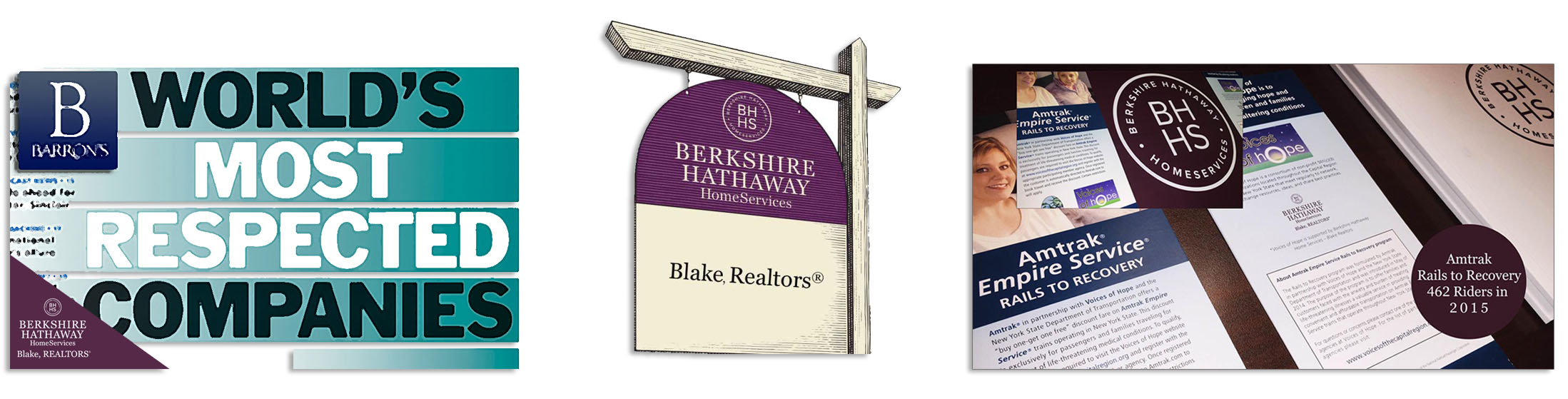 Value Proposition — Berkshire Hathaway Home Services, Blake
