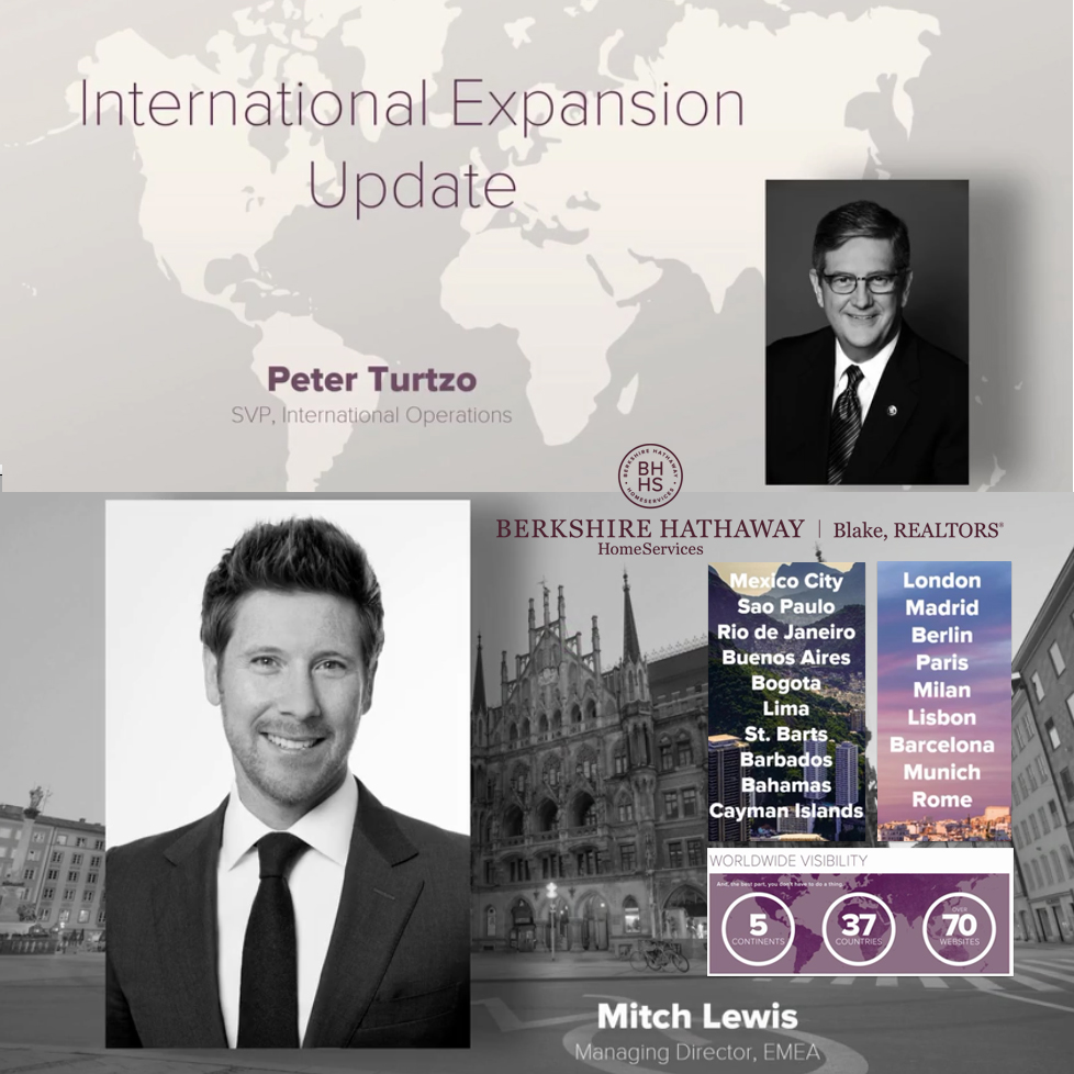 Watch a brief 4 minute video below with the latest update from Peter Turtzo on our global expansion.