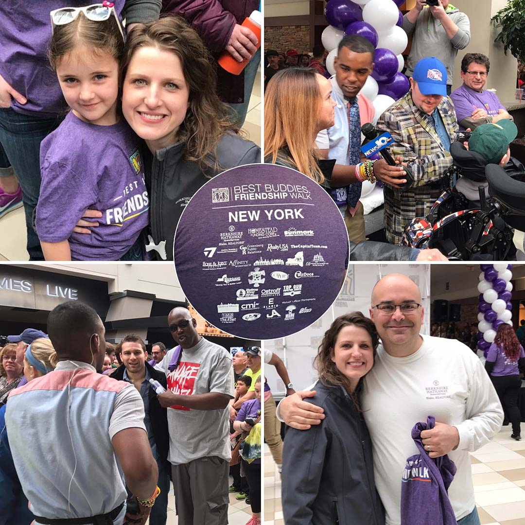 Pictures last year's 2018 Walk at Crossgates Mall.
