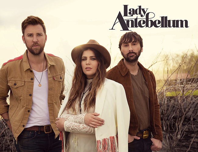 Lady Antebellum will perform at this year's sales convention.