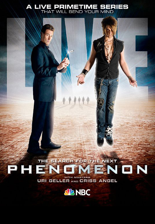 PHENOMEON - television
