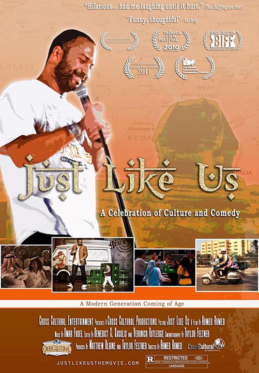 JUST LIKE US - film