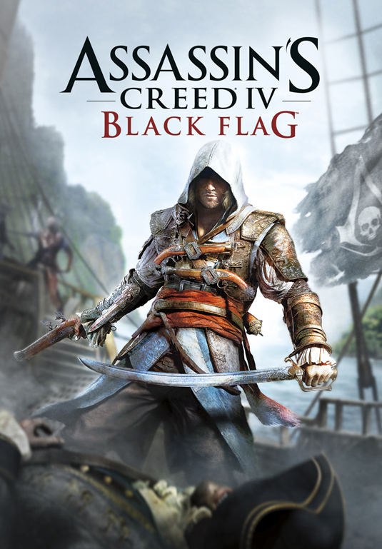 ASSASSIN'S CREED IV: BLACK FLAG - video game -  (additional music)