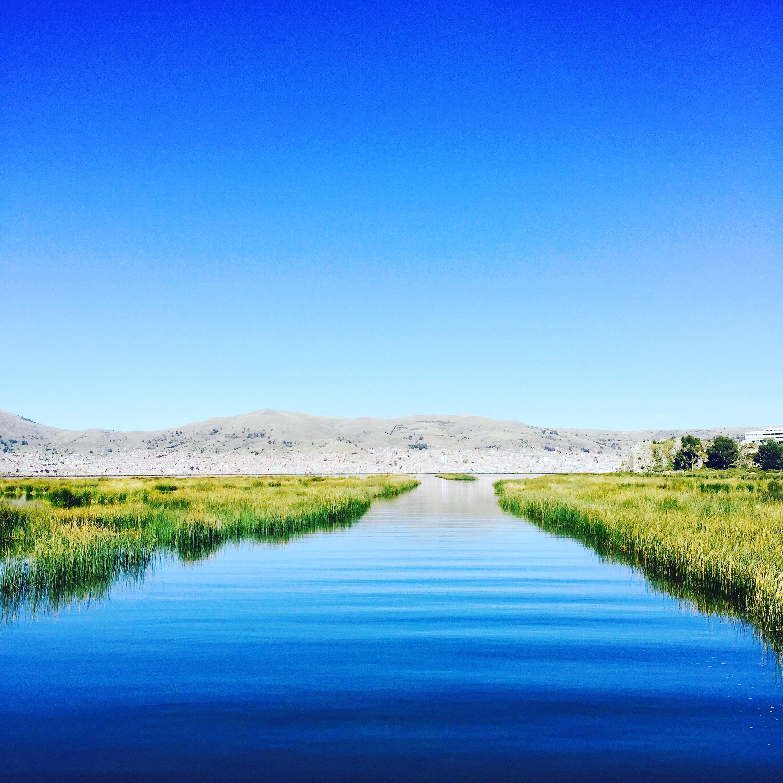 Bolivia - Lake Titicaca