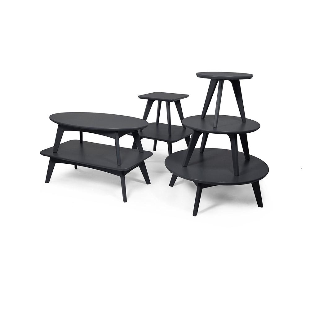 Satellite coffee tables