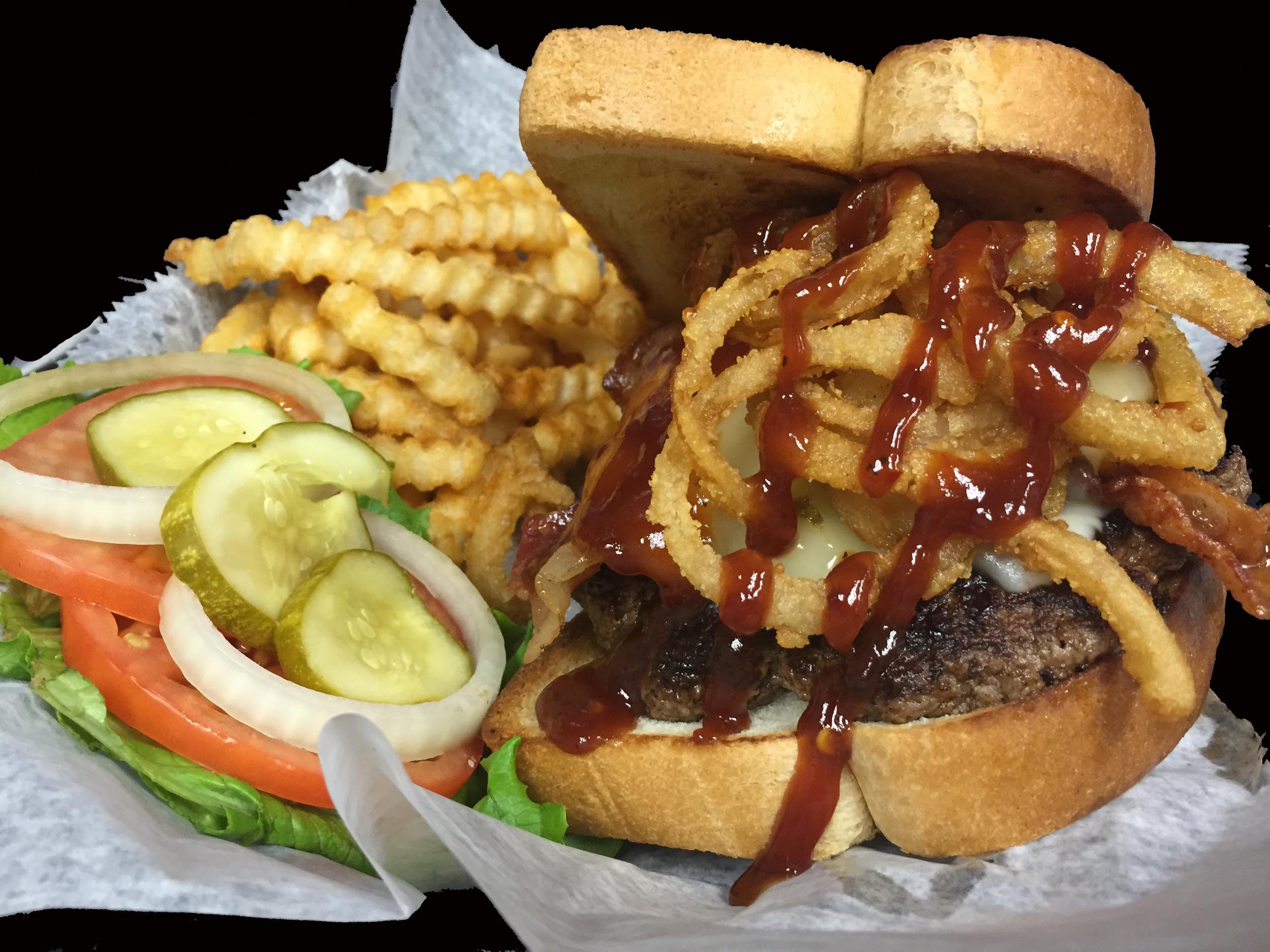 Rancho Draught Burger.JPG