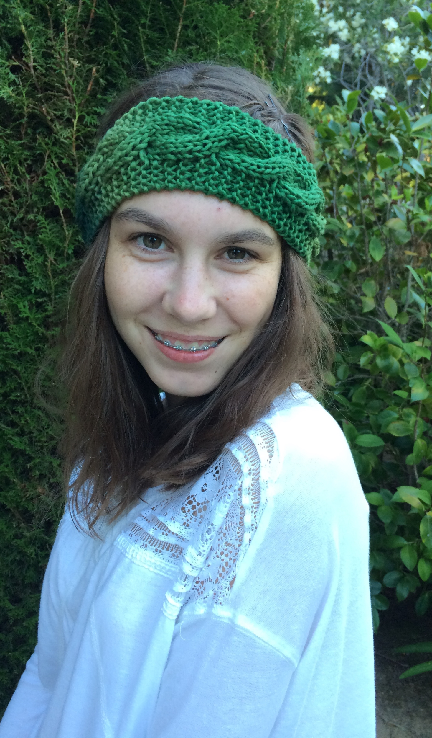 Ombre Cowl Free Knitting Pattern