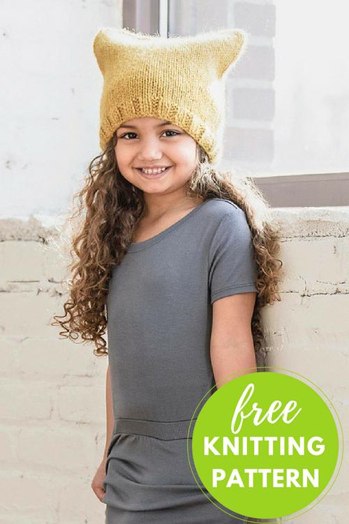 Hennepin Hat Free Knitting Pattern