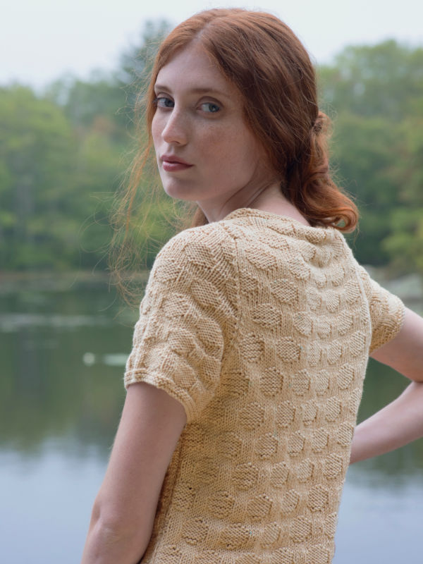 Eastman Pullover Free Pattern