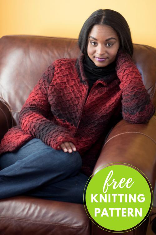 Amara Cardigan Free Knitting Pattern
