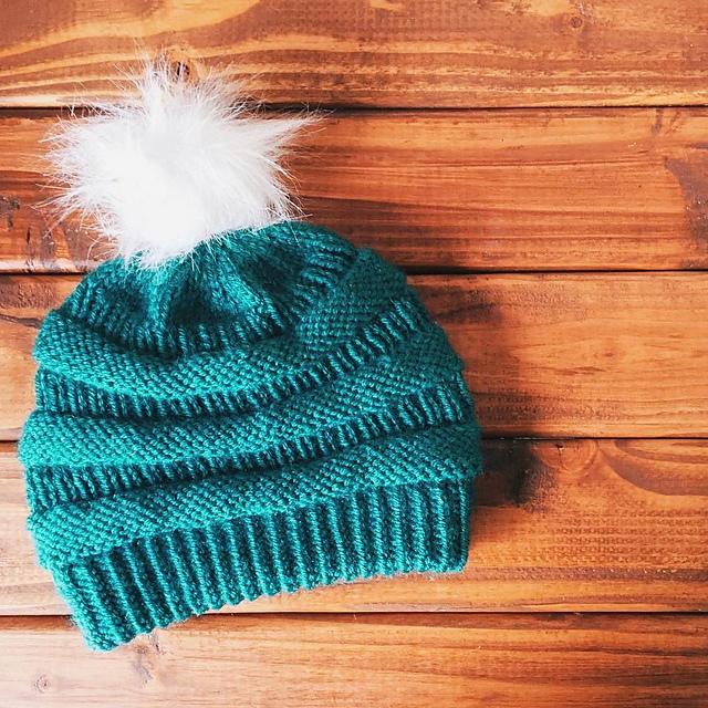 Easy Hat Knitting Patterns