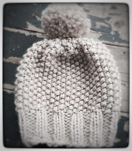 Tin Star Hat Free Knitting Pattern