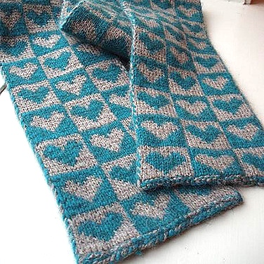 Hearts to knit Free Patterns