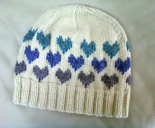 I Heart Knitting Free Patterns!