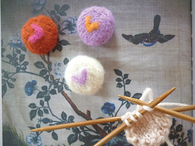 Tiny Hearts Knitting Project to Cast On for Your LOVES